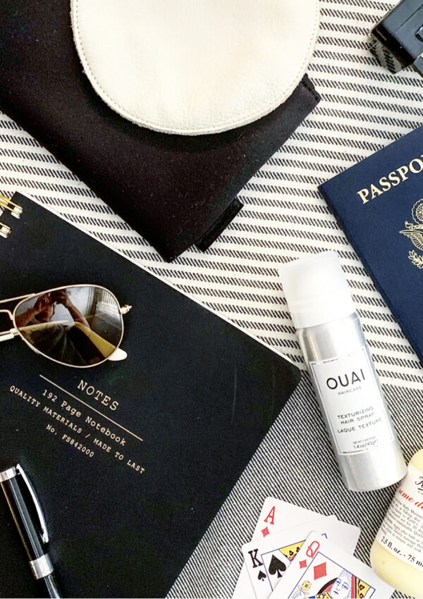 Our Travel Essentials Guide!