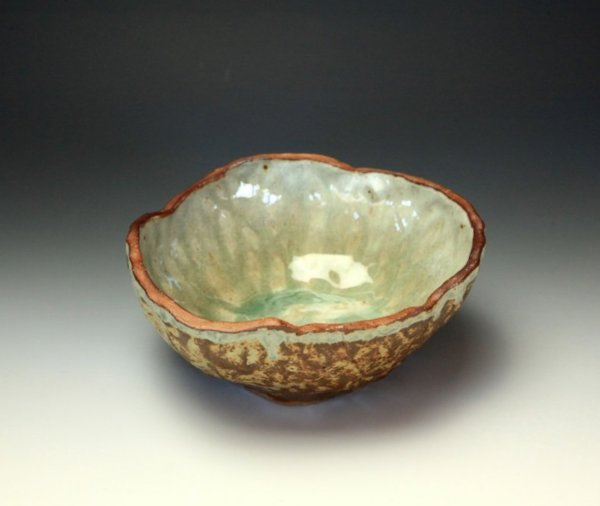 Kate Woods pinch pot 1